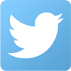 Twitter Logo als Mobile App Icon